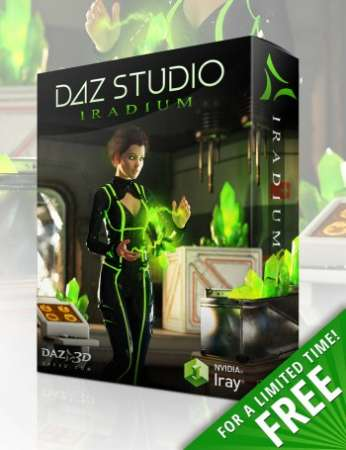 Daz Studio 4.8 Win 64