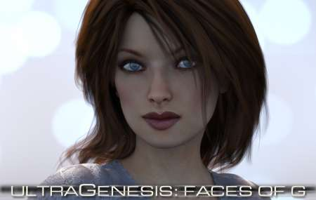 ULTRAGENESIS: Faces of G