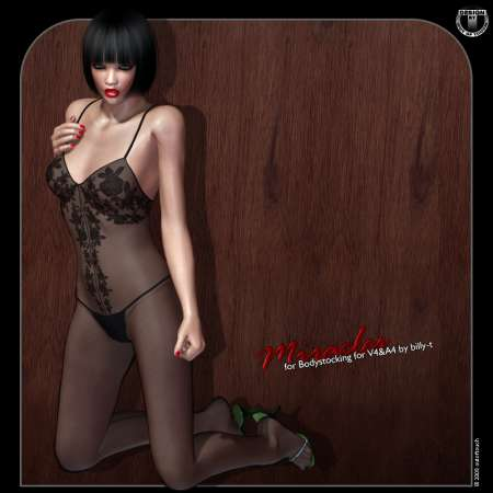 ?°Miracles?° Textures for V4A4 Bodystockings Set