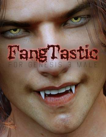 FangTastic for Genesis 3 Male(s)